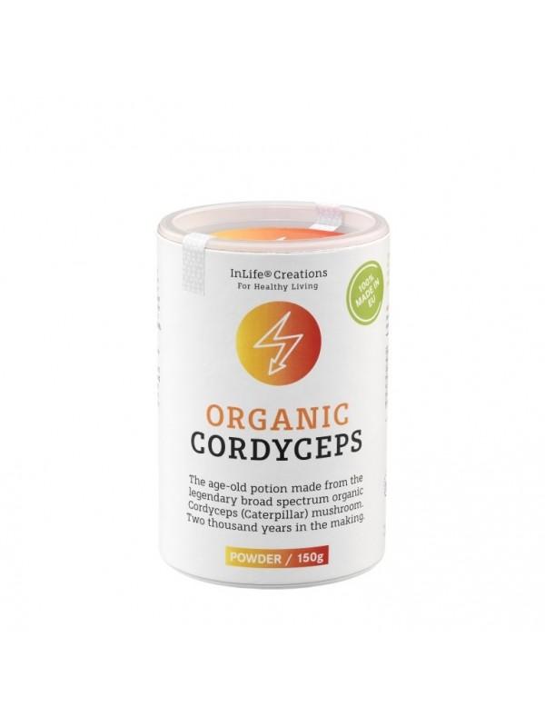 ORGANIC CORDYCEPS (CAPSULE, 180 PCS)