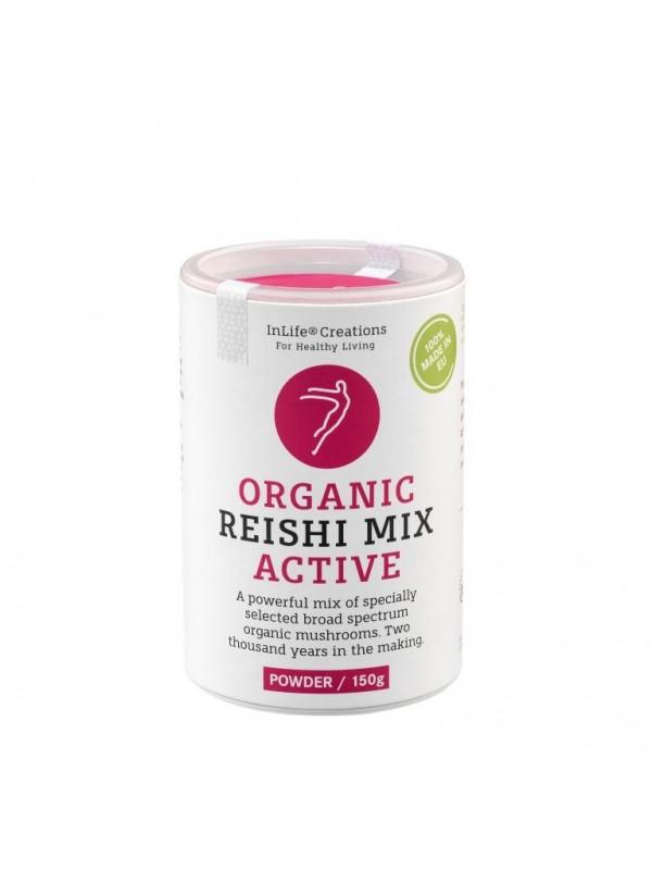 ORGANIC REISHI MIX ACTIVE (POWDER, 150 G)