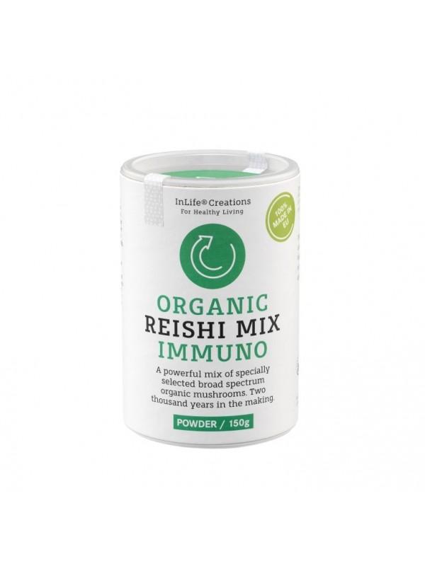 ORGANIC REISHI MIX IMMUNO (CAPSULE, 180 PCS)