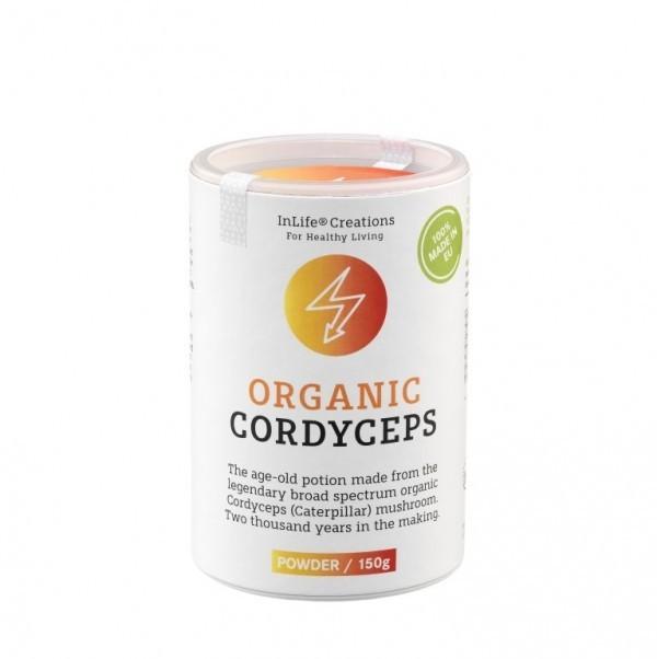 ORGANIC CORDYCEPS (POWDER, 150 G)