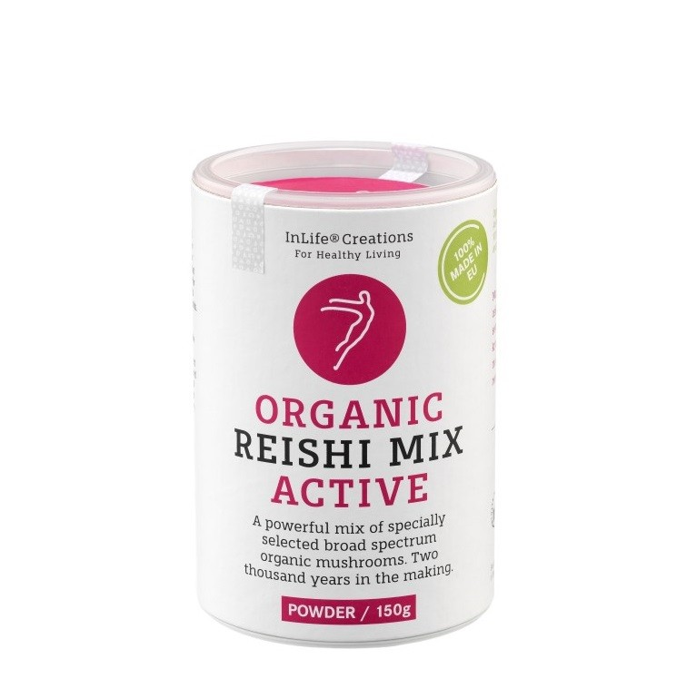 ORGANIC REISHI MIX ACTIVE (CAPSULE, 180 PCS)