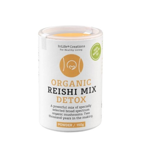 ORGANIC REISHI MIX DETOX (POWDER, 150 G)