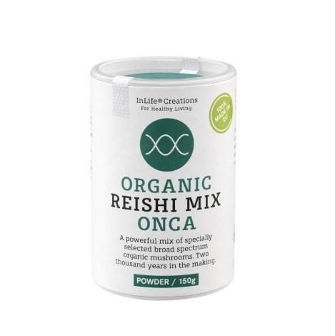ORGANIC REISHI MIX ONCA (CAPSULE, 180 PCS)