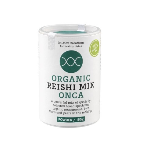 ORGANIC REISHI MIX ONCA (POWDER, 150 G)